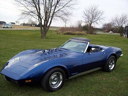 1973 Chevrolet Corvette for sale 100836518