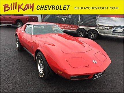 1973 Chevrolet Corvette for sale 100848923