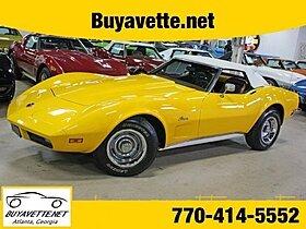 1973 Chevrolet Corvette for sale 100955688