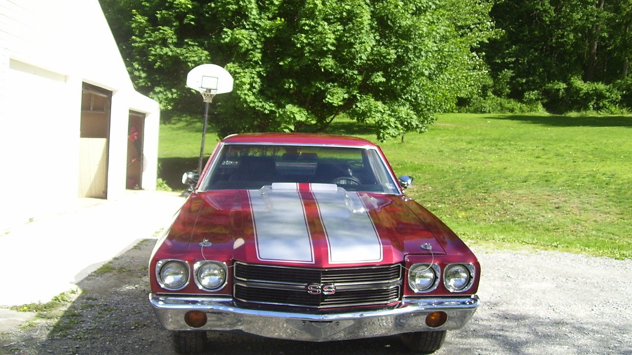 1973 Chevrolet El Camino for sale 100851937