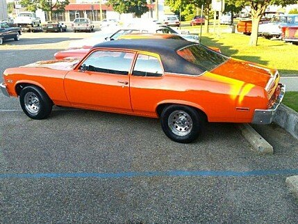 1973 Chevrolet Nova for sale 100780219