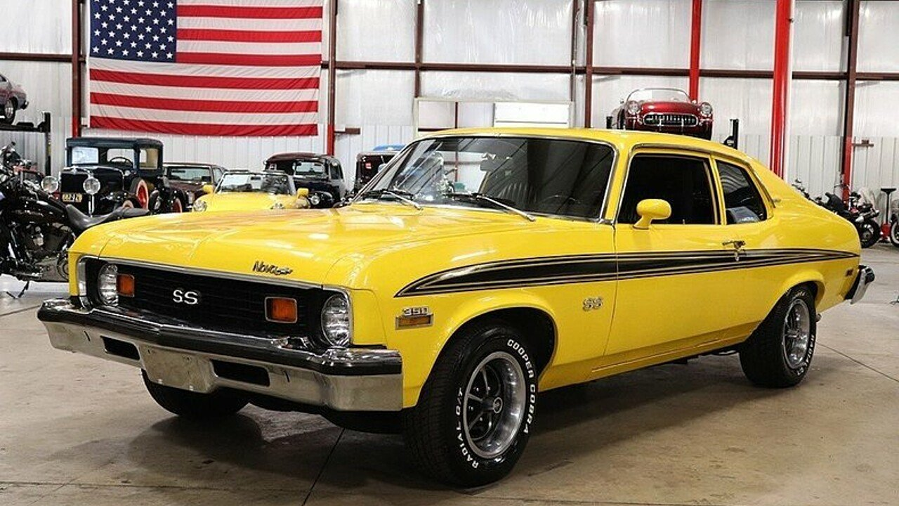 1973 Chevrolet Nova for sale 101019447