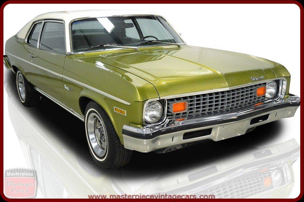 1973 chevy nova value