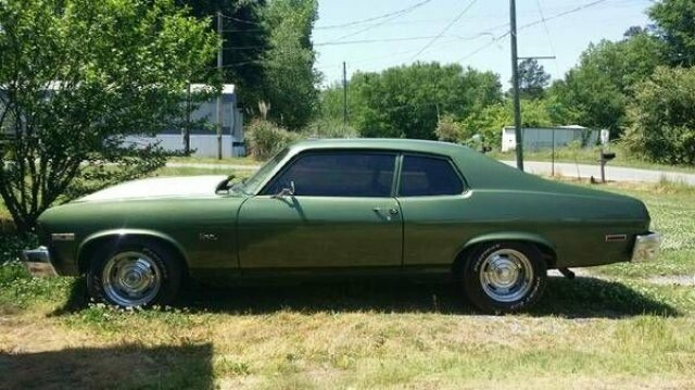 1973 chevy nova value
