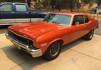 1973 Chevrolet Nova for sale 100905600