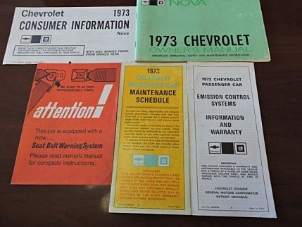 1973 Chevrolet Nova for sale 100957082
