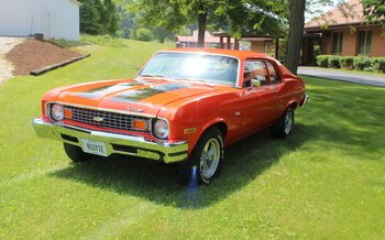 1973 Chevrolet Nova Coupe for sale 101002548