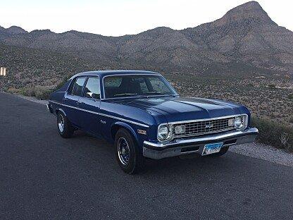 1973 Chevrolet Nova Sedan for sale 101032775