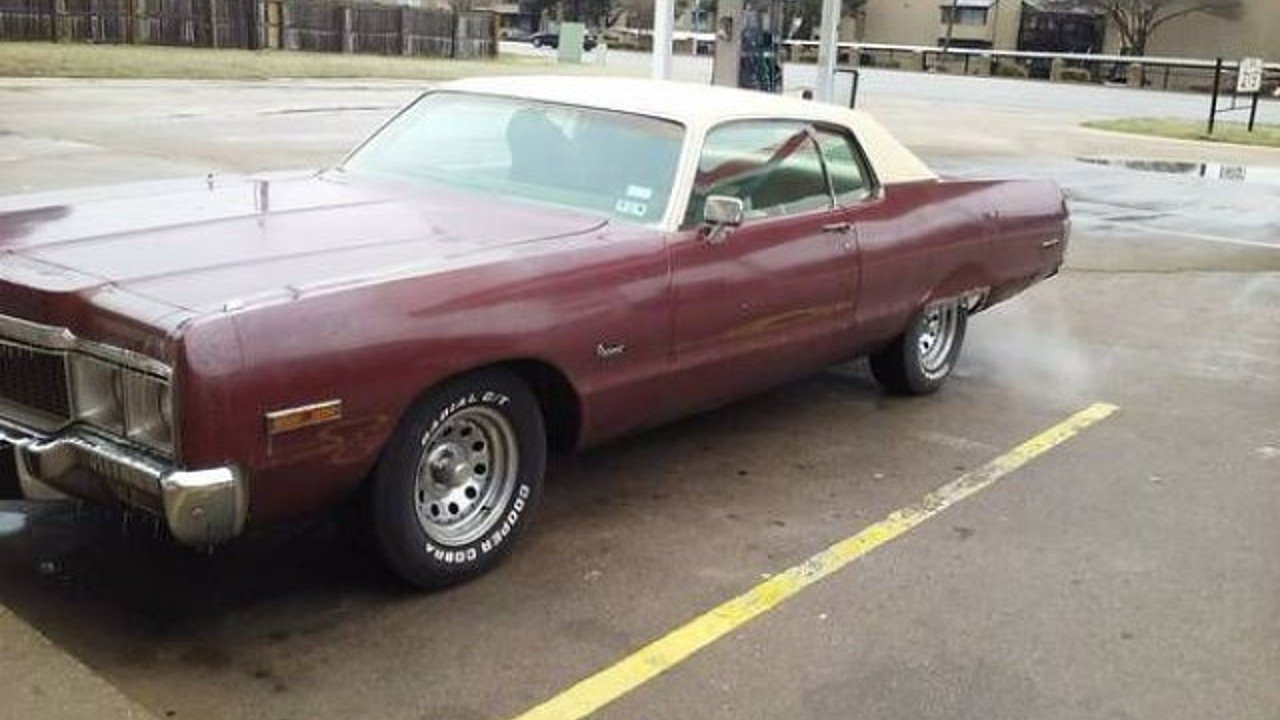 1973 Chrysler Newport for sale 100942790