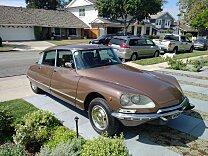 1973 Citroen DS for sale 100789612