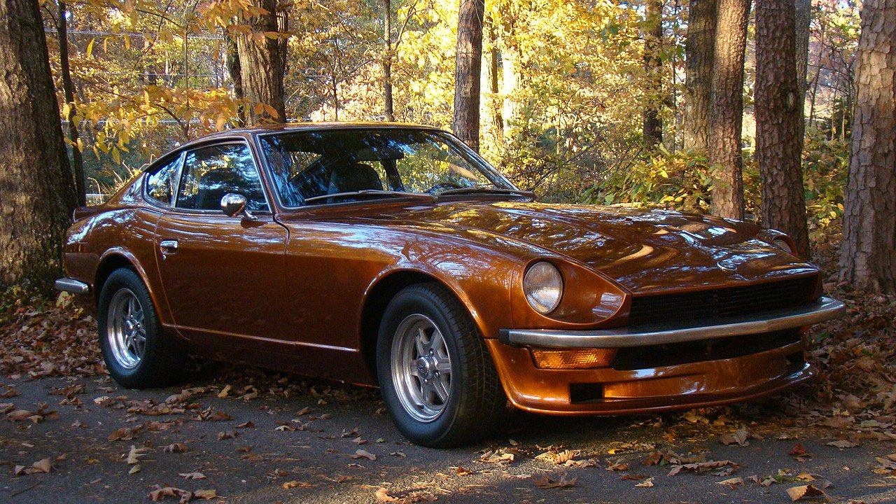 1973 Datsun 240Z For Sale Near Clemmons, North Carolina