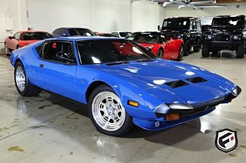 1973 De Tomaso Pantera for sale 100939539