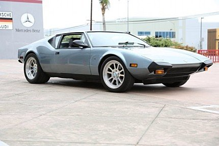 1973 De Tomaso Pantera for sale 100799877