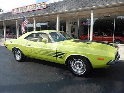 1973 Dodge Challenger for sale 101002908
