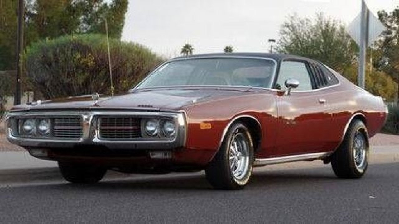 1973 Dodge Charger for sale 100837017