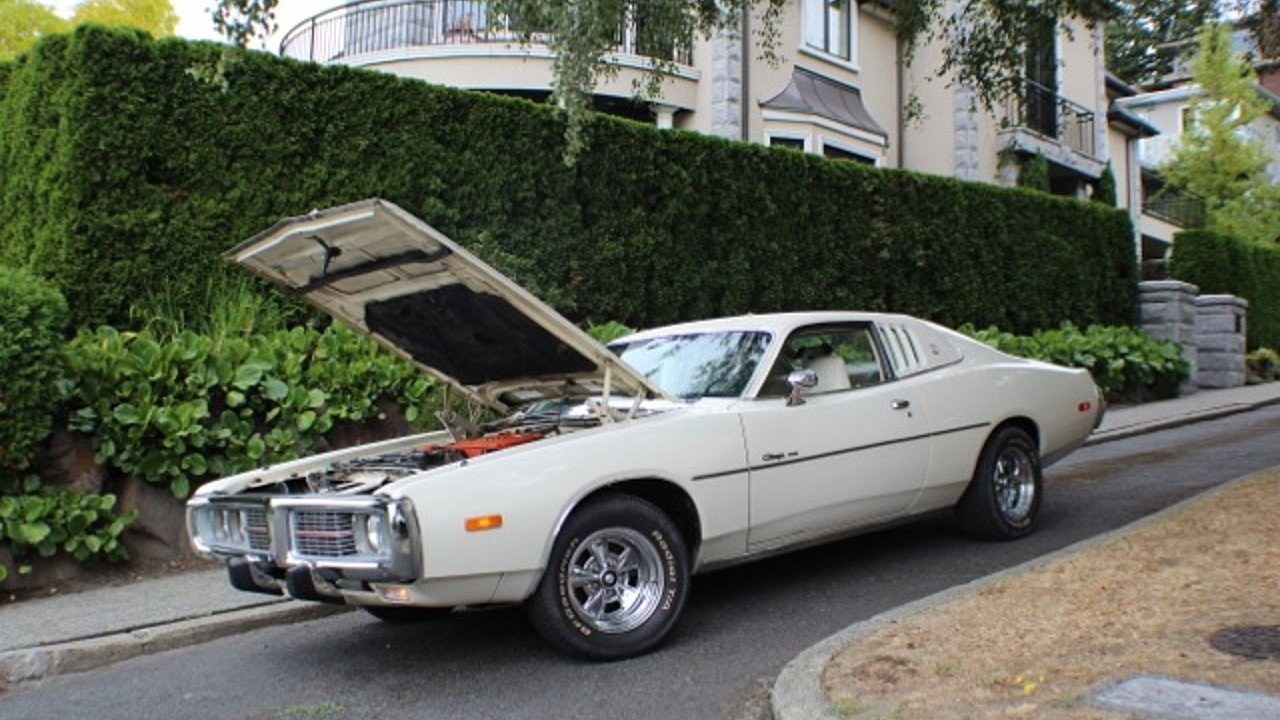 1973 Dodge Charger for sale near seattle, Washington 98119 ...