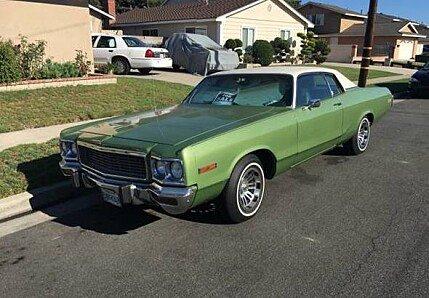 1973 Dodge Polara for sale 100798659