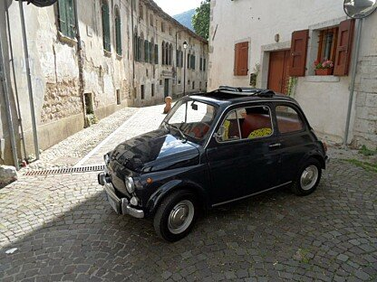 1973 FIAT 500 for sale 100745932