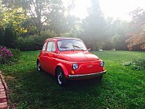 1973 FIAT 500 for sale 101006054