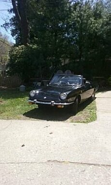 1973 FIAT Spider for sale 100803036