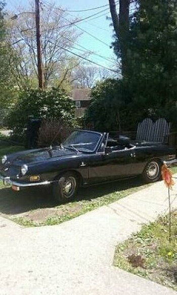 1973 FIAT Spider for sale 100826311
