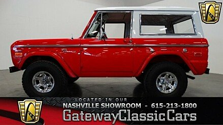 1973 Ford Bronco for sale 100778613