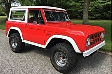 1973 Ford Bronco for sale 100780760