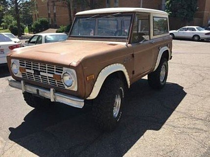 1973 Ford Bronco for sale 100826178