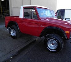 1973 Ford Bronco for sale 100826409