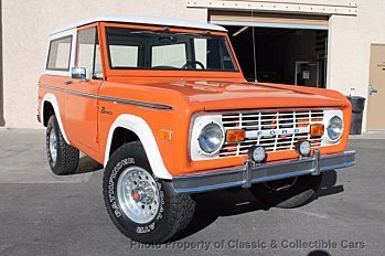 1973 Ford Bronco for sale 100855138