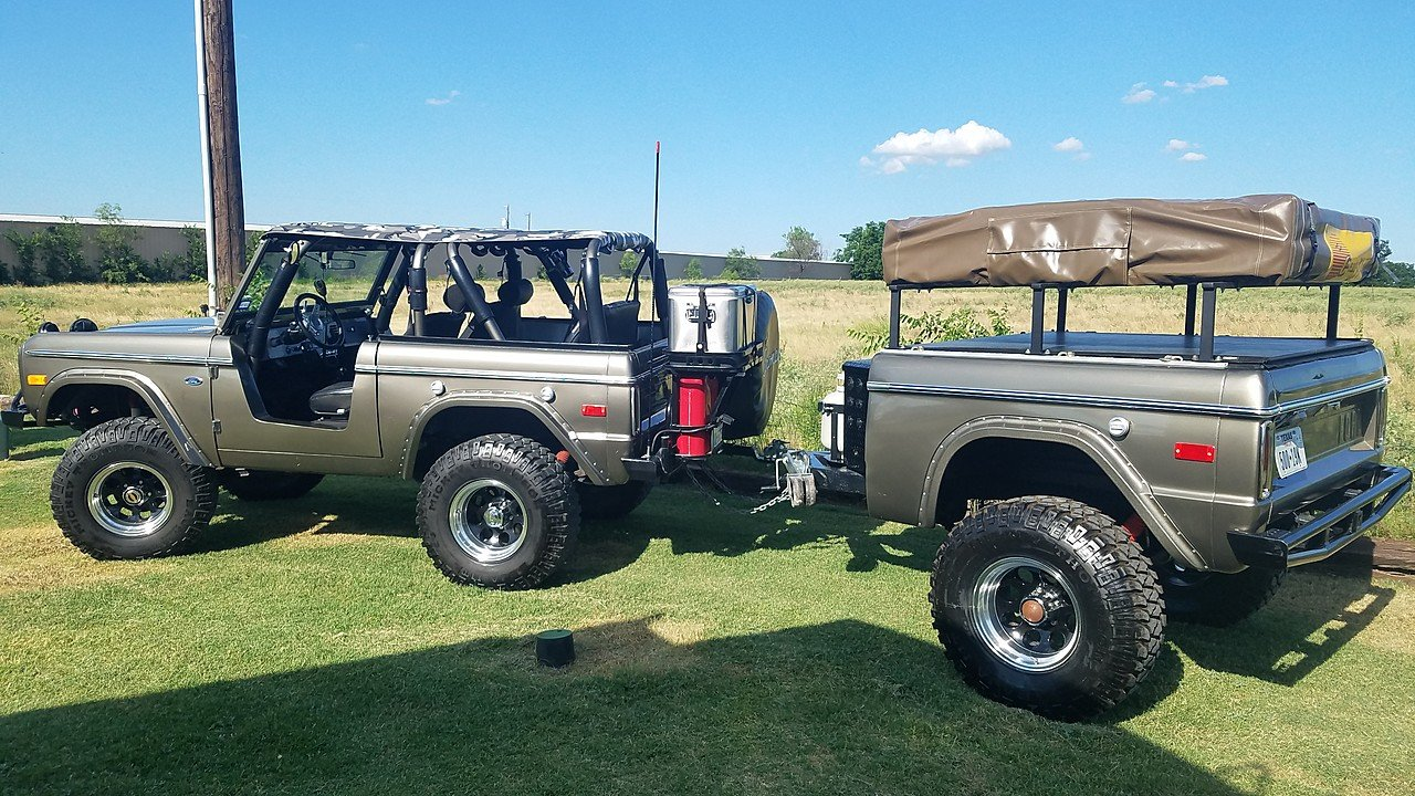 1973 Ford Bronco for sale 100998869