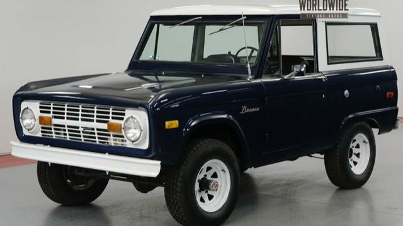 1973 ford bronco for sale 101044420