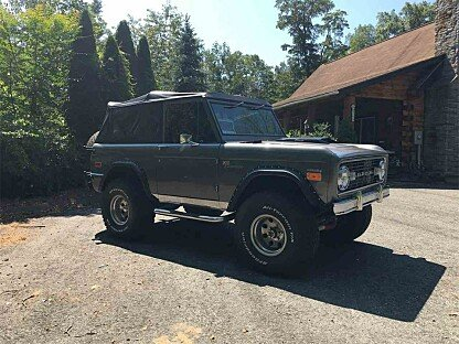 1973 Ford Bronco for sale 100917294