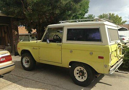 1973 Ford Bronco for sale 100791592