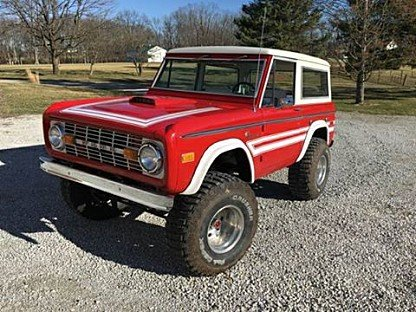 1973 Ford Bronco for sale 100796748