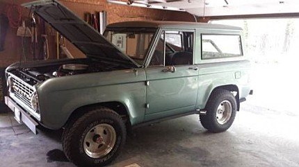1973 Ford Bronco for sale 100844319