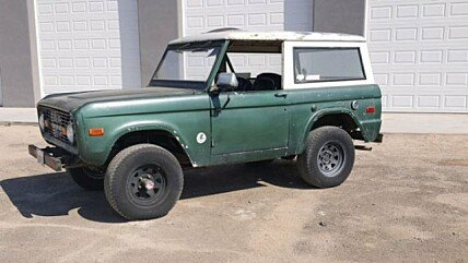 1973 Ford Bronco for sale 100910159