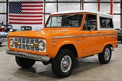 1973 Ford Bronco for sale 100928216