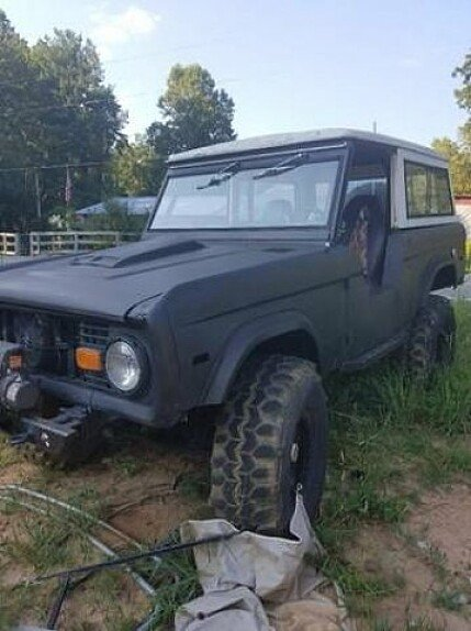 1973 Ford Bronco for sale 100929403