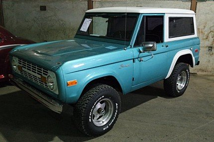 1973 Ford Bronco for sale 100953360