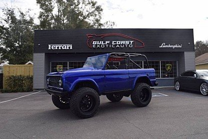 1973 Ford Bronco for sale 100954787