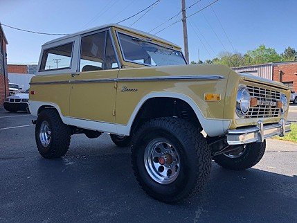 1973 Ford Bronco for sale 100977525