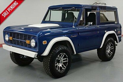 1973 Ford Bronco for sale 101033763