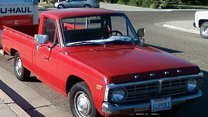 1973 Ford Courier for sale 100857523