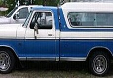 1973 Ford F100 for sale 100791938