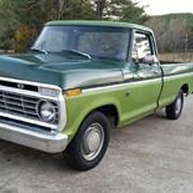 1973 Ford F100 for sale 100850292