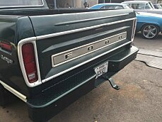 1973 Ford F100 for sale 100871693