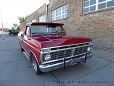1973 Ford F100 for sale 100877578