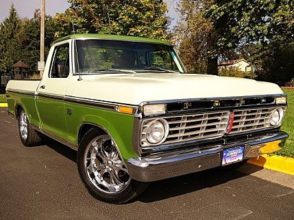 1973 Ford F100 for sale 100929183