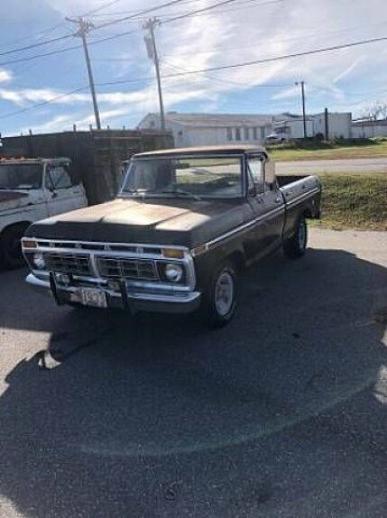 1973 Ford F100 for sale 100929410